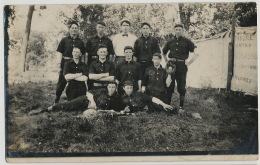 Real Photo Baseball Roanoke Illinois Team 1909 Used To Harnes Pas De Calais France - Baseball