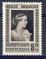 #Belgium 1951. Queen Elisabeth. Michel 913. MH(*) - Ongebruikt