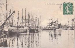 SAINT MALO   ( 35 ) Le Bassin - Saint Malo