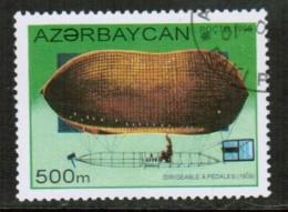 AZERBAIJAN   Scott # 512 VF USED - Azerbaïjan