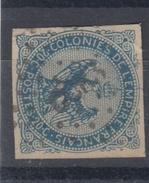 #109# COLONIES GENERALES N° 4 Oblitéré Losange CCN3   SUPERBE - Aigle Impérial