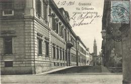 **Italie**  -CREMONA  Via Tribunale  Palazzo Del Tribunale     TTBE - Cremona