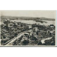 BLARSTP3062-LFTD12972.Tarjeta Postal De BALEARES.Calles,iglesia,puerto Y VISTAS   De PALMA DE MALLORCA - Mallorca