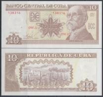 2011-BK-101 CUBA 5$ 2011 ANTONIO MACEO. UNC - Cuba