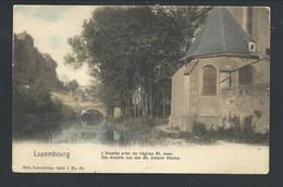 +++ CPA - LUXEMBOURG - L'Alzette Près De L'Eglise St Jean - Nels Série 1 N° 36   // - Luxemburg - Stadt