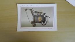 Cp Musée Des Sapeurs Pompiers De France 76710 Montville Pompe Des Echevins ( 1721 ) - Postkaarten