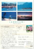 Langkawi, Malaysia Postcard Posted 2012 Stamp - Malaysia