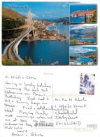 Dubrovnik, Croatia Postcard Posted 2005 Stamp - Croatia