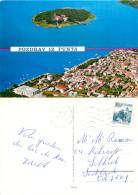 Punta, Croatia Postcard Posted 1983 Stamp - Kroatien