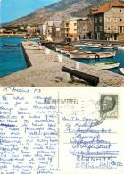 Karlobag, Croatia Postcard Posted 1971 Stamp - Kroatien