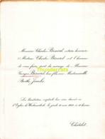 CHARLES BINARD GEORGES BERTHE JACOBS CHATELET 1922 - Boda