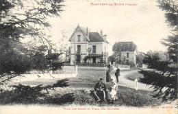 88)  MARTIGNY Les  BAINS - Villad Es Roses Et Villa De Glycines - France