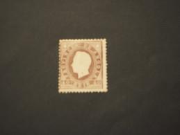 ANGOLA - 1885 LUIS 40 R., (qualità Discreta) - NUOVO(+) - Angola