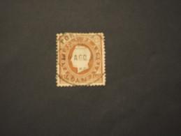 ANGOLA - 1885 LUIS 100 R. - TIMBRATO/USED - Angola