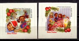 Brazil 2014 Brasil / Christmas MNH Navidad Nöel Weihnachten / C11208  36 - Christmas