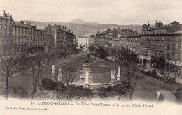 B28339 Clermont Ferrand,  La Place St Hérem - Non Classés
