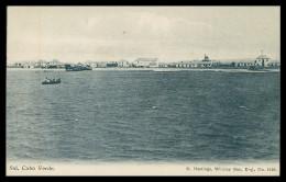 SAL - (Ed. G. Hastings Whitney Bay Nº 4126) Carte Postale - Cap Vert