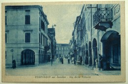 MODENA- CONCORDIA SUL SECCHIA - VIA DELLA VITTORIA - Modena