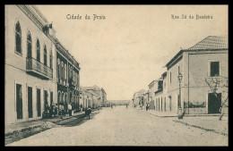 SANTIAGO - PRAIA - Rua Sá Da Bandeira   Carte Postale - Cap Vert