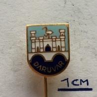 Badge (Pin) ZN003714 - Croatia (Hrvatska) Daruvar (Daruwar / Aqua Balissae) - Städte