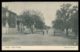 SANTIAGO - PRAIA - Rua Do Corvo     Carte Postale - Cap Vert
