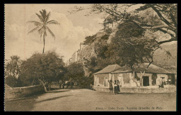SANTIAGO - PRAIA - Avenida Brandão De Melo ( Ed. Exc. Levy & Irmãos Nº 11)   Carte Postale - Cap Vert