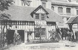 76 - ROUEN - C.V. 63 - Millénaire Normand 1911 -  Le Musée -  La Vieille Maison - T.B.E. - Rouen