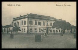 SANTIAGO - PRAIA - Palácio Do Governador  Carte Postale - Cap Vert