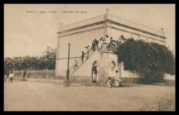 SANTIAGO - PRAIA - Deposito De água ( Ed. Exc. Levy & Irmãos Nº 9)   Carte Postale - Cap Vert