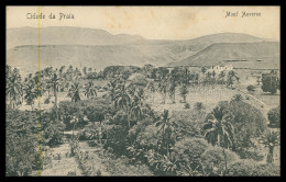 SANTIAGO - PRAIA - Mont' Auverne    Carte Postale - Cap Vert