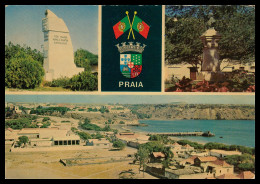 SANTIAGO - PRAIA - ( Ed. Cômer Nº 409)   Carte Postale - Cap Vert