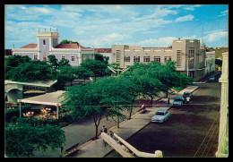 SANTIAGO - PRAIA - Praça Alexandre De Albuquerque  ( Ed.  Casa Do Leão)   Carte Postale - Cap Vert