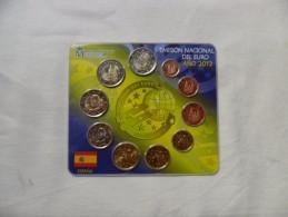 España  Cartera Oficial Del Euro 2012 - Espagne