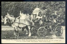 Cpa  Du 61 La Ferté Macé --  Grande Fête Août 1913 -- Char De La Chasse  NCL8 - La Ferte Mace
