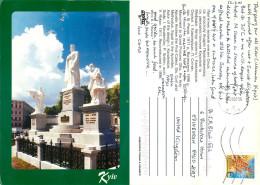 Kiev, Ukraine Postcard Posted 2001 Stamp - Oekraïne