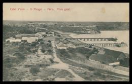 SANTIAGO - PRAIA - Vista Geral  Carte Postale - Cap Vert
