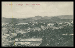 SANTIAGO - PRAIA - Vista Parcial   Carte Postale - Cap Vert