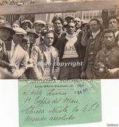 MOTOCICLISMO_FOTO_PHOTO DA ARCHIVIO LIVORNO IL 24 AGO 1924-1a COPPA DEL MARE_CHIESA NICOLA SU A.I.S_ VEDI DESCRIZIONE- - Moto Sport