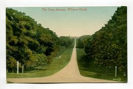 The Long Avenue, Windsor Castle