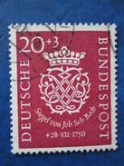 Bund Mi 122  Gestempelt  ,  Gute Erhaltung - Used Stamps