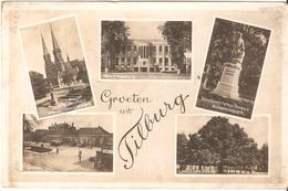 Tilburg - Groeten Uit Tilburg - 1923 - Tilburg