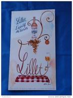 """Plaque Métal """"LILLET"""" - Plaques Publicitaires"""