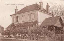 Torcy - Ecole De La Mouillelongue (RARE) - Frankrijk