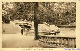 21 - Dijon - Le Square Darcy - Dijon