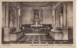 86 - LA PUYE - Chapelle Du Cimetière - Francia