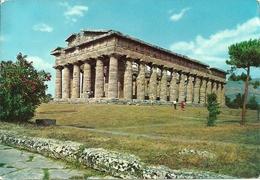 Paestum (Salerno, Campania) Tempio Nettuno, Nettuno Temple, Nettuno Tempel - Salerno