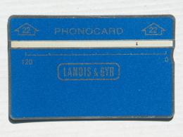 Service Card. N° 008A. - Israel