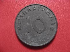 Allemagne - 10 Reichspfennig 1943 A 8345