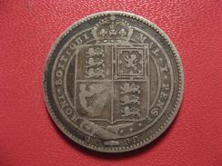 Grande-Bretagne - Shilling 1888 8543 - 1816-1901 : Frappes XIX° S.