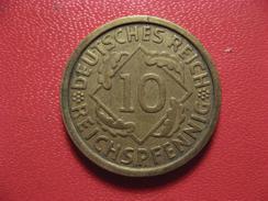 Allemagne - 10 Reichspfennig 1935 J 8362